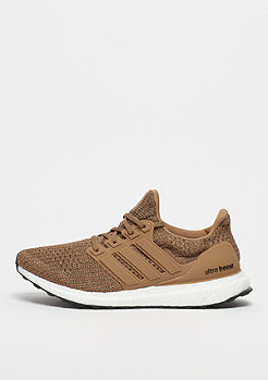 UltraBOOST raw desert/raw desert/base green