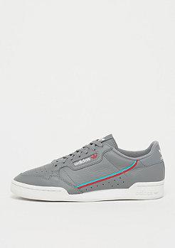 adidas Continental 80 grey/hi-res aqua/scarlet