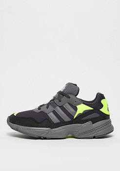 adidas FALCON carbon/grey/solar yellow