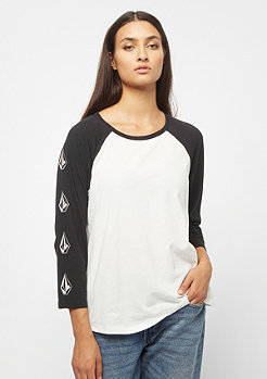 Volcom Pop Rocket Raglan white