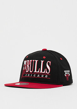 Mitchell & Ness NBA Chicago Bulls HWC Horizon Snap black/red