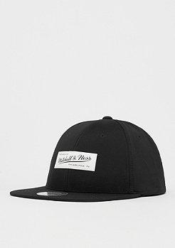 Mitchell & Ness Ceck Strapback black
