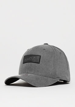 Mitchell & Ness M&N Washed Heather 110 Curved Snap black