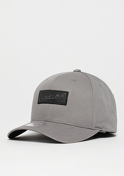 Mitchell & Ness M&N Washed Heather 110 Curved Snap grey