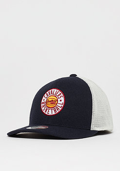Mitchell & Ness NBA Cleveland Cavaliers HWC Patch 110 Curved Snap navy