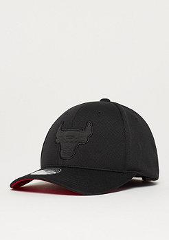 Mitchell & Ness NBA Chicago Bulls Hybrid Jersey 110 Curved Snap black