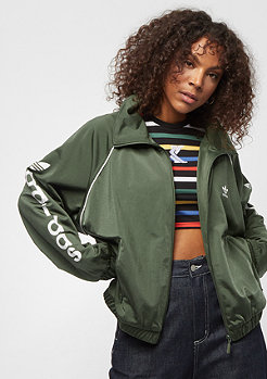 adidas Track Top base green