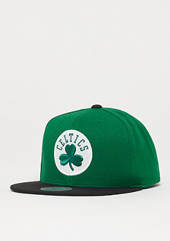 Mitchell & Ness NBA Bosten Celtics Satin Fused Snap green