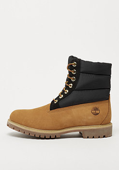 Timberland 6'' Premium Puffer Boot wheat/black