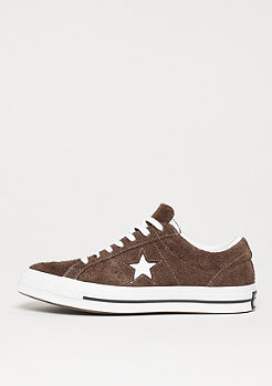 Converse One Star Ox chocolate/white/white