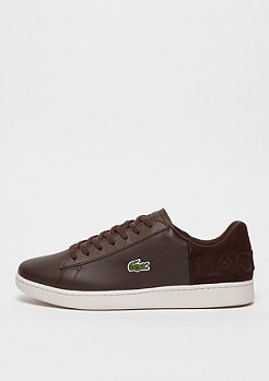 Lacoste Carnaby Evo 418 1 SPM brown/off white