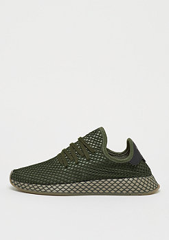 adidas Deerupt base green/base green/orange