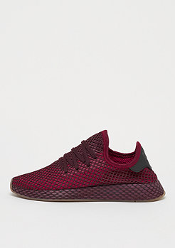 adidas Deerupt collegiate burgundy/collegiate burgundy/ash green
