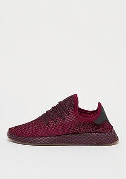 adidas Deerupt collegiate burgundy/collegiate burgundy/ash green