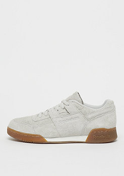 Reebok Workout Plus MU suede white/gum