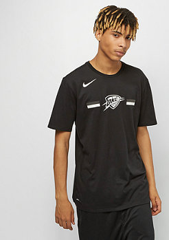 NIKE Basketball NBA Oklahoma City Thunder Dry ES Logo black/sail