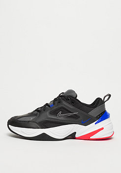 NIKE M2K TEKNO dark grey/black/baroque brown/racer blue