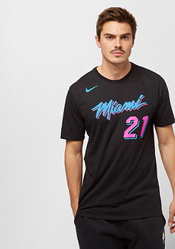 NIKE Basketball NBA Miami Heat Hassan Whiteside black