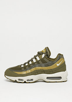 NIKE Air Max 95 olive canvas/light bone/light bone