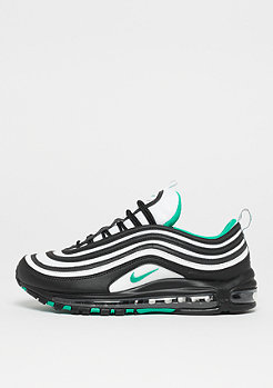 NIKE Air Max 97 black/clear emerald/white