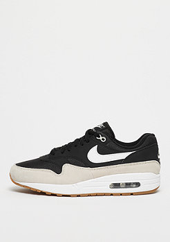 NIKE Air Max 1 black/white/light bone