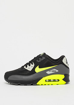 NIKE Air Max 90 Essential dark grey/volt black/light bone
