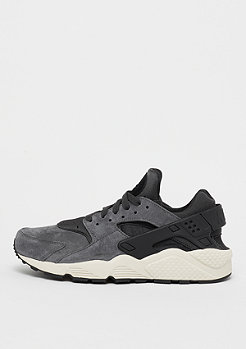 NIKE Huarache Run anthracite/black/light bone/black
