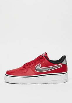 NIKE Air Force 1 '07 LV8 varsity red/black/white