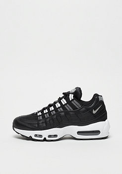NIKE Air Max 95 black/reflect silver-black-white