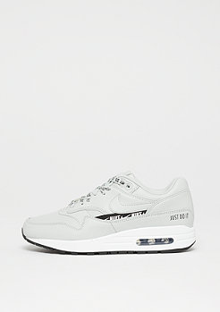 NIKE Wmns Air Max 1 light silver/light silver-black-white