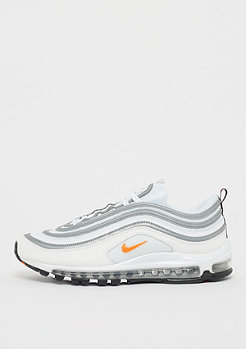 NIKE Air Max 97 white/cone/metallic silver