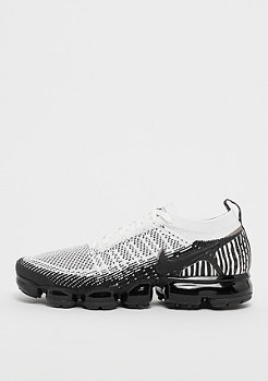 NIKE Running Air VaporMax Flyknit white/black/total orange