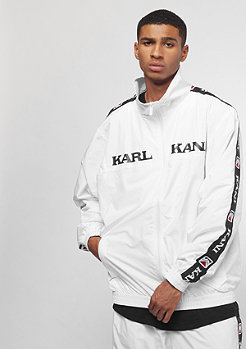 Karl Kani Retro Trackjacket white/green/black