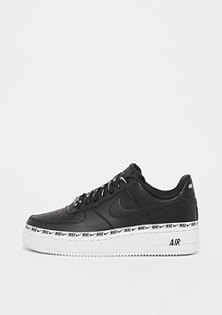 NIKE Air Force 1 07 SE Premium black/black/white