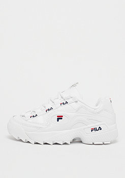 Fila FILA Men D Formation White/Fila Navy/Fila Red