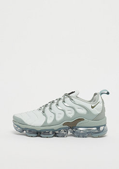 NIKE Air VaporMax Plus light silver/medium olive/mica green