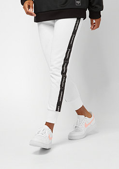 Converse Fleece Pant Classic Converse Tape white