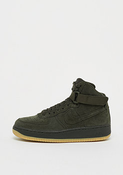 NIKE Air Force 1 High LV8 (GS) sequoia/gum light brown