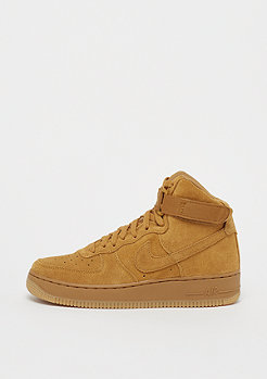 NIKE Air Force 1 High LV8 GS wheat/wheat gum/light brown