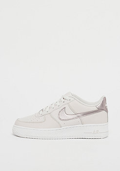 NIKE Air Force 1 (GS) phantom/mtlc red bronze-white