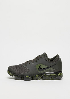 NIKE Running Air VaporMax (GS) newsprint/black/medium olive