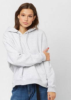 Urban Classics Ladies Oversized light heather grey