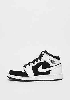 JORDAN Air Jordan 1 Mid (GS) white/black-white