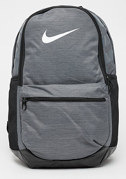 NIKE Brasilia M Training Backpack flint grey/black/white