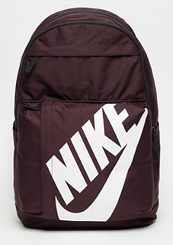 NIKE Elemental Backpack burgundy crush/black/white