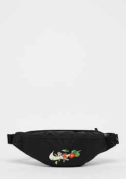NIKE Heritage Hip Pack GFX black/black/white