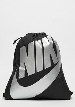 NIKE NK Heritage black/black/silver