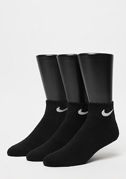 NIKE Perfect Lightweight Quarter Training 3P black/white