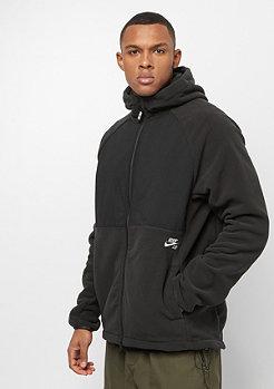 NIKE SB Polartec black/black/white