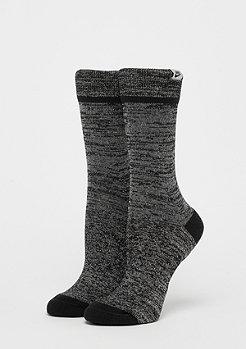 NIKE Sneaker Sox black/silver